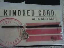 Authentic Alex and Ani GIFT BOX Kindred Pull Cord Bracelet New W/ Box