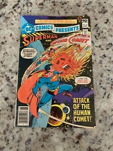 DC Comics Presents 22 Questor Code 70989 31216  1979 SuperMan And Captain Comet