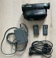 Sony Handycam Video Hi8 mit Zubehör ... Camcorder CCD-TR3E