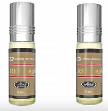 2 Al Fares   6ml by Al Rehab Best Seller Sweet Peppery Perfume /Attar / Ittar