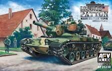AFV Club 1/35 M60A2 Starship Patton Main Battle Tank Plastic Model Kit AF35230