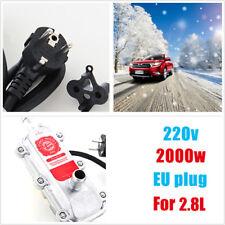 Automotive Engine Coolant Air Parking Heater Car Caravan Preheater 220V 2000W