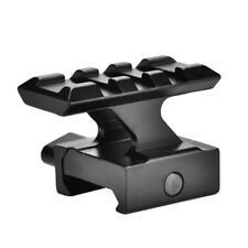 Tactics Rifle Scope Riser Mount Base Adapter For 20mm Weaver Picatinny Rail GL