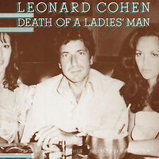 Leonard Cohen - Death of Ladies Man - New 140g Vinyl LP +MP3 - Pre Order - 24/11