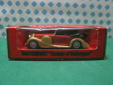Vintage - LAGONDA Drophead coupè  1938     Box         - Matchbox n° Y-11