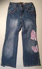 EST 1989 Place Girls bootcut jeans size 6 Butterflies