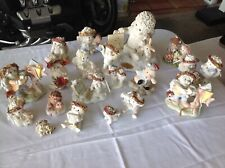 Lot of 19 Vintage Deamsicles collectables figurine by Kristin