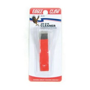 Eagle Claw JECEC Jig Eye Cleaner Paint Coating Remover Lure Fishing Tool