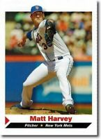 MATT HARVEY 2013 NEW YORK METS SPORTS ILLUSTRATED! ROOKIE CARD!