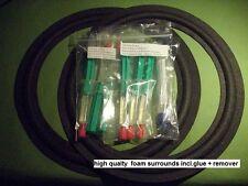 Onkyo SC 90 mkII high quality speaker foam surround set Schaumgummi Sicke 310