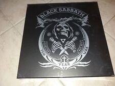 BLACK SABBATH TEN YEAR WAR 10 LPs BOX SET 2017 BMG ISSUE NEW & SEALED #5452