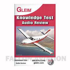 Gleim Instrument Pilot Audio Review Download (MP3) - Pass Your IFR Checkride