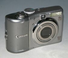 Canon PowerShot A1100 IS 12.1MP Digital Camera - Gray  #3811