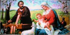 HOLY FAMILY (DESIGN 2) ~ NEW Counted Cross Stitch KIT ~ #ML179