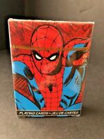 Marvel Comics: Spiderman: 52 Playing Cards Assort Set Discounts U Pick NEW