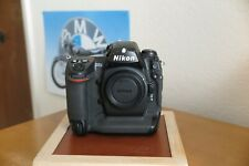 Nikon D2X Digital Camera, Shutter Count less than 30,000, No Charger