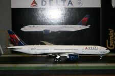 Gemini Jets 1:200 Delta Airlines Boeing 777-200LR N702DN (G2DAL268) Model Plane