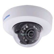 Geovision GV-EFD1100-2F Target Series Network IP Dome Camera, HD 1.3 MP, WDR IR