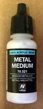 Vallejo Metal Medium 17 ml 70521