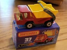 Vintage Matchbox Lesney #37 Skip Truck Superfast 1976 - MIB