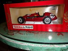 TONKA POLISTIL 1/16 FERRARI 500 F2 TG  RED #5 NEUF EN BOITE