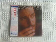 Bruce Springsteen  Lucky Town  Japan Mini LP (Edición Japonesa)