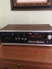Audiovox Stereo Receiver with Cartridge Deck Model C-890