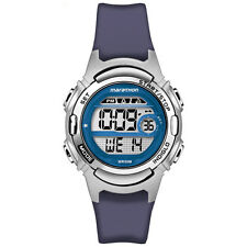 Timex Marathon Digital Blue Ladies Watch TW5M11200