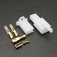 2.8mm Electrical Multi Plug Connector Terminal Block with Latch