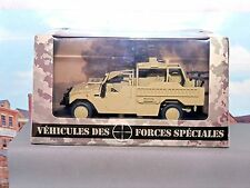 ATLAS EDITIONS 1:43 - GY401 RENAULT SHERPA LIGHT TACTICAL VEHICLE SAND LIVERY