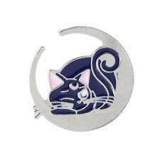 1Pc Cartoon Cat Corsage Collar Metal Brooch Pins Jewelry Fashion