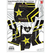 Losi LOSA8206 Rockstar Graphic Kit Spektrum DX3R