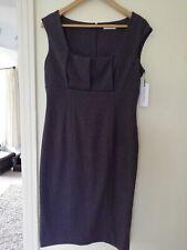 Ladies Grey / Charcoal CALVIN KLEIN Office / Suit Dress 8/10