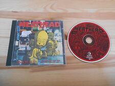 CD Rock Meathead - Bored Stiff (16 Song) SUB/MISSION CGD WARNER