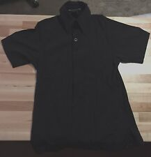 Men's SPAUNIFORMS Button Up Shirt - Size XS - Salon Shirt - Spa Uniform - Casals