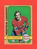 1972-73 O-Pee-Chee OPC  # 59 Guy Lafleur