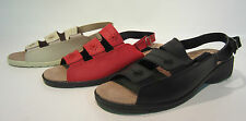 Unbranded Women's 100% Leather Casual Slingbacks Shoes