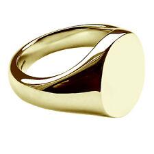 Anelli di metalli preziosi senza pietre in oro giallo anniversario