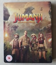 BLURAY - Jumanji - Welcome To The Jungle - Dwayne Johnson Jack Black