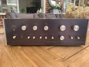 Vintage Sansui AU-555A Stereo Integrated Amplifier