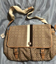 Coach Messenger Bag NWT New