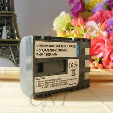 1200mAH Battery FOR Canon PC1018 NB-2JH E160814 NB-2L NB-2LH