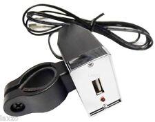 Universal Dynamo Charger USB output for Mobile Gps Camera Bike Bicycle Handlebar