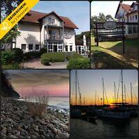 4 Tage 2P Hotel Glowe Rügen Ostsee Kurzurlaub Hotelgutschein Meer Strand Urlaub