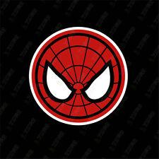 10pcs Spider-Man Sticker Bomb Decal Vinyl Roll Car Skate Skateboard Laptop