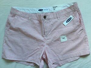 Old Navy Everyday Shorts. Size 12