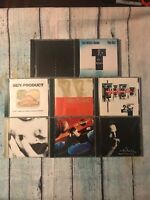 Pre-owned ~ Electronic Music [Indie, Shoegaze, Techno, Synth-Pop CD lot of 8