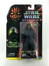 "Star Wars The Black Series 6"" Darth Maul (20th Anniversary Exclusive)(MOSC)"