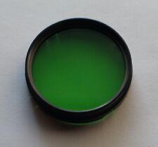 VINTAGE GREEN FILTER GR2/37