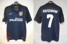 Maillot ATLETICO MADRID 2016 GRIEZMANN n°7 NIKE camiseta jersey shirt away LFP S